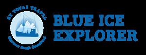 Blue Ice Explorer logo