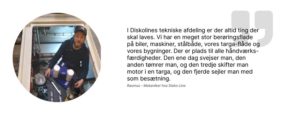 Rasmus udtalelse