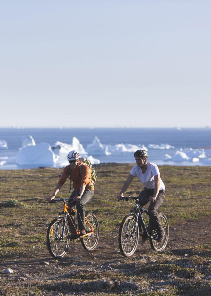 Diskoøen cykling