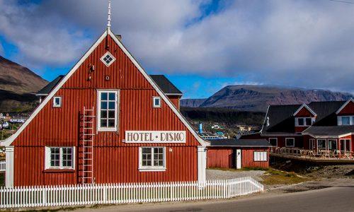 Hotel Disko Island