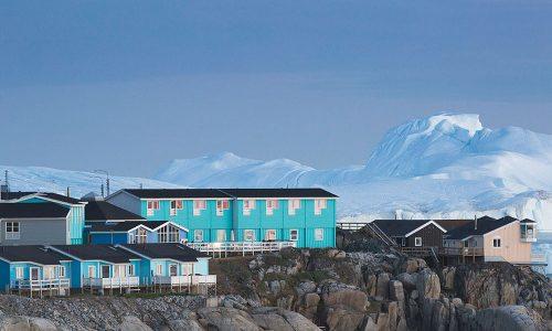 Hotel Icefiord - Gammel