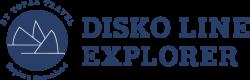 Disko Line Explorer logo