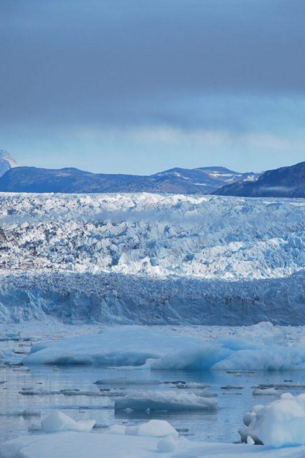 Aktive gletschere